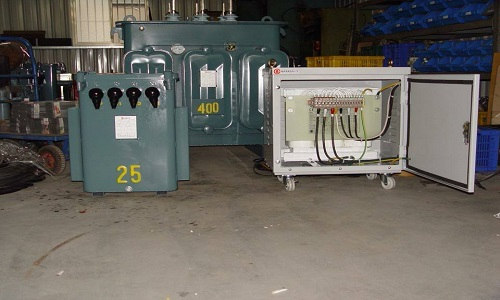 Sửa chữa máy biến áp tại Bắc Giang