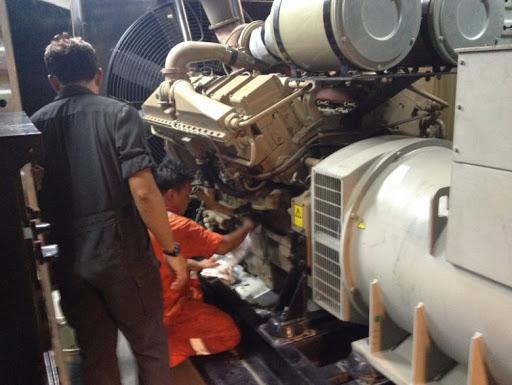Sửa chữa máy biến áp tại Nam Định