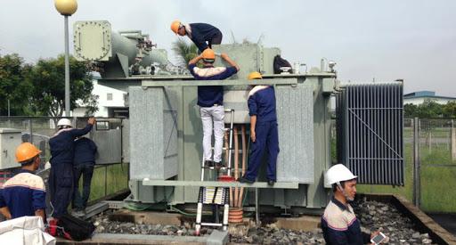 Sửa chữa máy biến áp tại Thái Bình