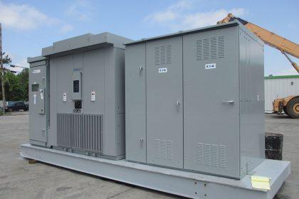 Bảo dưỡng máy biến áp khô