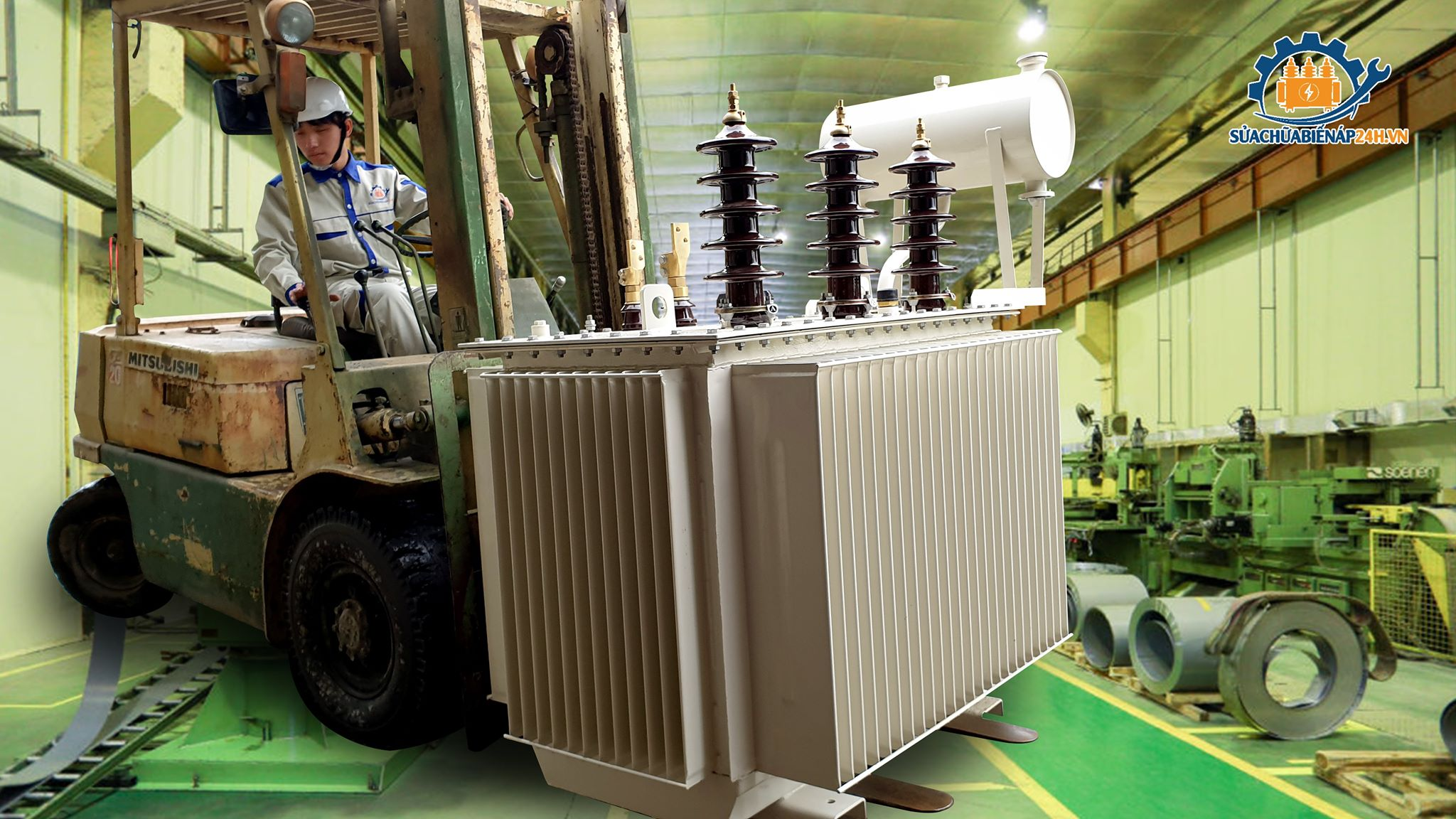 Địa chỉ cho thuê máy biến áp chất lượng và uy tín nhất miền Bắc