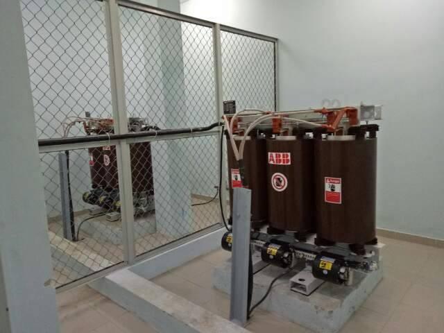 Máy biến áp thương hiệu ABB đã qua sử dụng