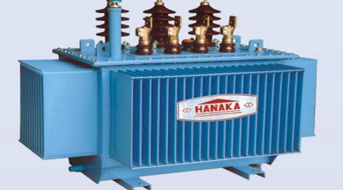 máy biến áp HANAKA cũ