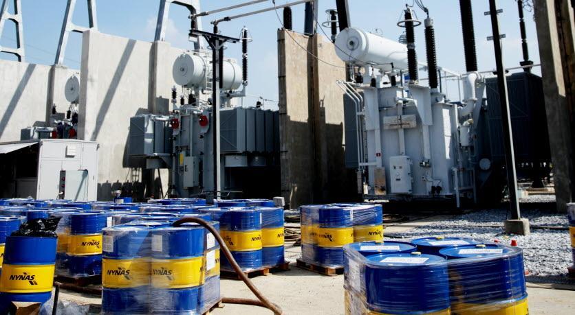 Dầu máy biến áp do Trung tâm sửa chữa máy biến áp 24h cung cấp