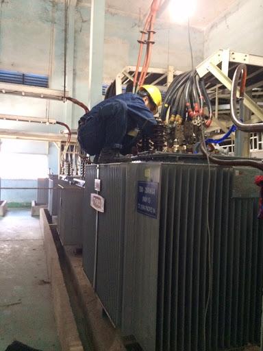 Thay dầu máy biến áp - dịch vụ tại Trung tâm sửa chữa máy biến áp 24h