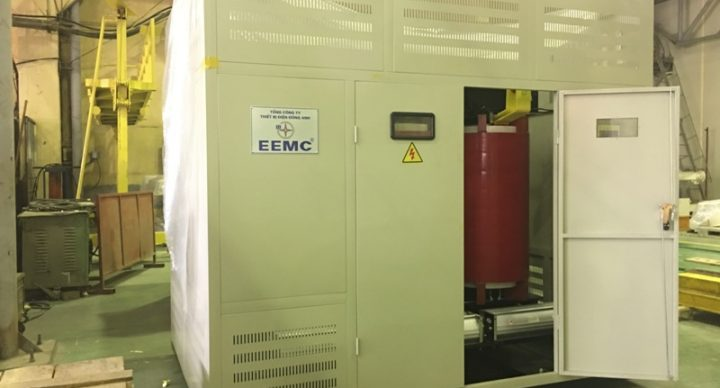 Thu mua thanh lý máy biến áp của thương hiệu EEMC